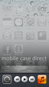 how to set iphone screen orientation